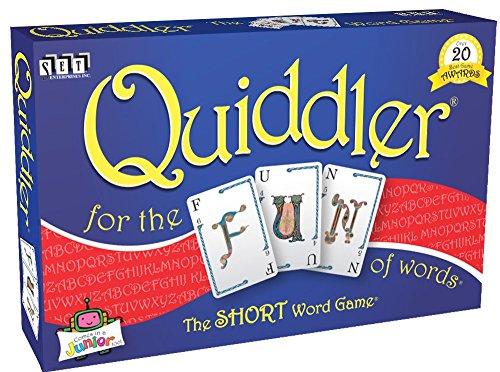 [UK-Import]Quiddler - Round Spiel Word A