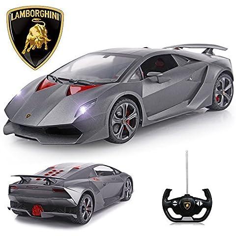 Official Licensed CM-2137 1:14 Lamborghini Sesto Elemento® Radio Controlled RC Electric Car - Ready to Run EP RTR
