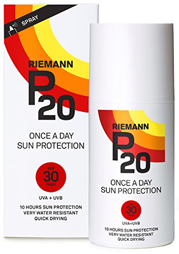 Riemann P20  Once a Day Sun Protection Lotion with SPF30, 200ml - Single Pack