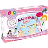 BSM Sciences - BSM/61 - Jeu Scientifique - Magic Nail Labo