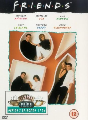 Click for larger image of Friends - Series 2 - Episodes 17-24 [DVD] [1995]