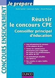 Réussir le concours CPE (Conseiller principal d'éducation) (Concours enseignement)