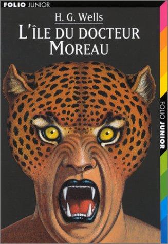 L'Île du docteur Moreau par Herbert George Wells