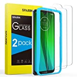 SPARIN [2 Pack Compatible with Moto G7/G7 Plus Screen