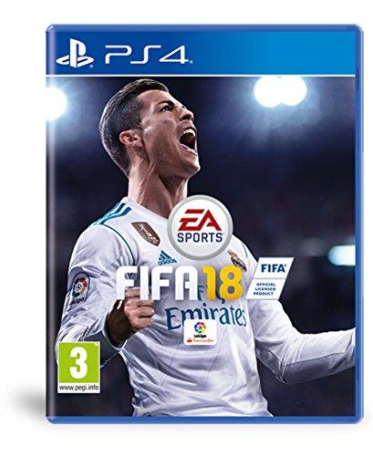 FIFA 18 - Edición estándar (precio: 54,00€)