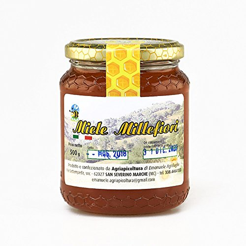 Multiflower honey - 500g