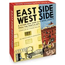 East Side West Side (Boxed Notecards): New York City Book Jackets from the 1920's and 30's