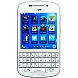 "BlackBerry Q10 BBSQN100-2W- Verizon libre (QWERTY) (pantalla de 3,1"", cámara 8 Mp, 16 GB, 2 GB de RAM), Blanco"