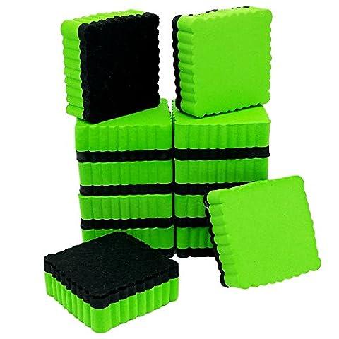 ItemMax Best Whiteboard Dry Eraser Set   12 Pack Of 2