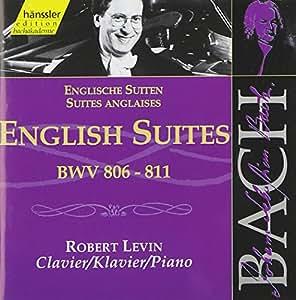 Edition Bachakademie Vol. 113 (Englische Suiten BWV 806-811)