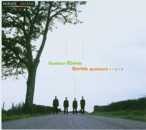 BARTOK - Quatuor Ébène - Quatuors 1 . 2 . 3