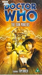 Doctor Who - the Sun Makers [VHS] [1977]