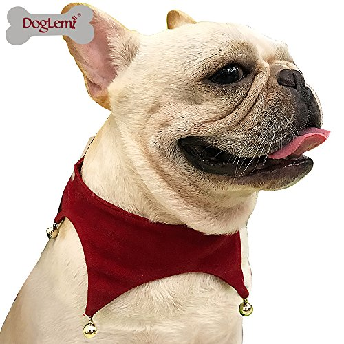 septven Urlaub Geschenk für Pet Kostüm Hund/Katze/Puppy Glocken Schal (Welpen Hund Kostüme Kit)