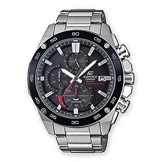 Casio Orologio Cronografo Solare Uomo con Cinturino in Acciaio Inox EFS-S500DB-1AVUEF (B079MH8VKN) | Amazon price tracker / tracking, Amazon price history charts, Amazon price watches, Amazon price drop alerts