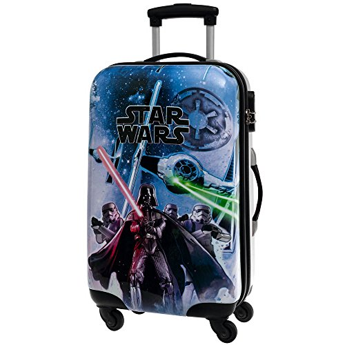 Star Wars Valise, 67 cm, 53 L, Noir