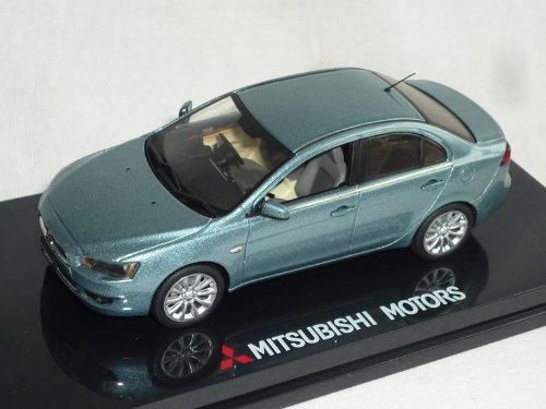 Vitesse Mitsubishi Lancer Limousine Blau Grau Ab 2007 8. Generation Cyo 1/43 Modell Auto Modellauto - Mitsubishi Lancer 2007