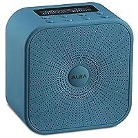 Alba Mono DAB Radio - Blue