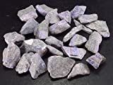 Lotto di 25sugilite Raw Crystals from South Africa–52grams