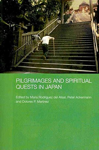 [(Pilgrimages and Spiritual Quests in Japan)] [Edited by Peter Ackermann ] published on (December, 2008)