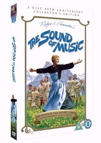 Price comparison product image The Sound Of Music [2 Disc 40th Anniversary Collector's Edition] [1965] [DVD]