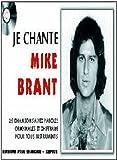 Partition : Je chante Brant
