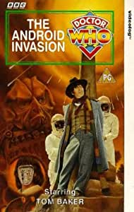 Doctor Who The Android Invasion [VHS] [1963]