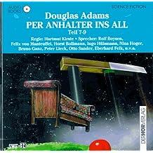 Per Anhalter ins All. Teil 7 - 15 (7 CDs)