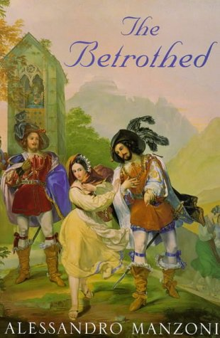 Book cover for The Betrothed