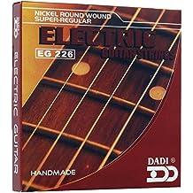 Dadi EG226 Juego de Cuerdas Para Guitarra Eléctrica