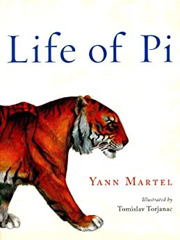 Life of Pi (Illustrated): Deluxe Illustrated Edition par [Martel, Yann]