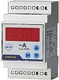Dispositivo di misurazione della corrente CA monofase serie EPM-4 programmabile ENTES EPM-R4D