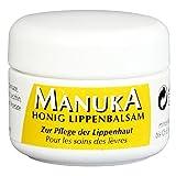 Manuka Honig Lippenbalsam, 5 ml