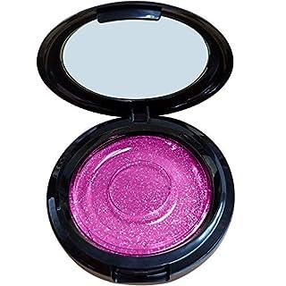 IGEMY Eyelashes Case Storage Mirror Box Fake Eye Lashes Magnetic And Non Magnet Eyelashes Storage Box (Hot Pink)