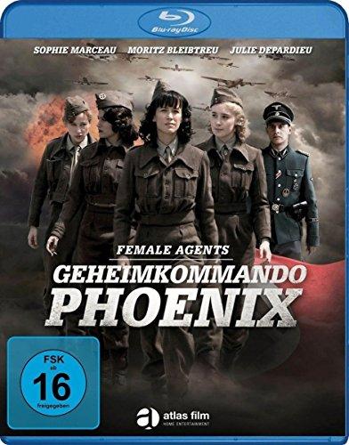 Bild von Geheimkommando Phoenix - Female Agents [Blu-ray]