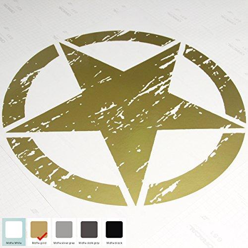 demupai-5080-cm-jeep-wrangler-hood-freiheit-edition-star-aufkleber-matte-gold-