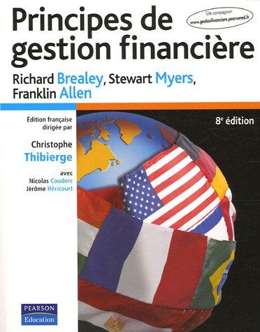 Principes de gestion financire