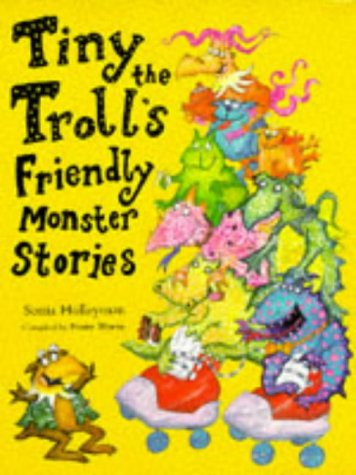 Tiny the troll's friendly monster stories