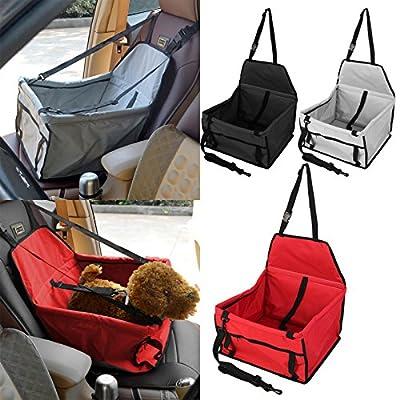 MultiWare Folding Pet Dog Cat Car Seat Safe Travel Carrier Kennel Puppy Portable Handbag from oem
