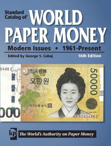 Standard Catalog of World Paper Money: Modern Issues: 1961-Present (3. Krause Coins World)