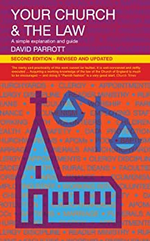 Your Church and the Law: A Simple Explanation and Guide by [Parrott, David]