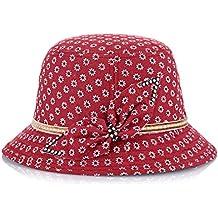 Hosaire 1x Sombreros del sol Punto de ola Pajarita para Mujer gorras de Visera  UPF 50 0a4e95f4bdf