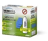 HBM Anti-Moustiques 002-RE-RGZ006 Recharge Anti-Moustique pour Portable Nomade/Lanterne 120 H