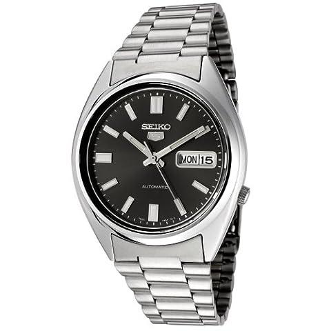 Seiko Unisex-Armbanduhr Analog Automatik SNXS79K