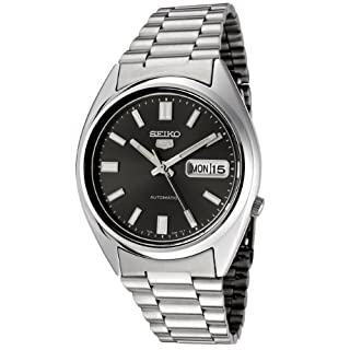 Seiko Unisex Analogue Quartz Watch with Stainless Steel Bracelet - SNXS79K (B000G12Y8O) | Amazon Products