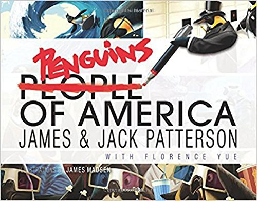 Penguins of America por James Patterson