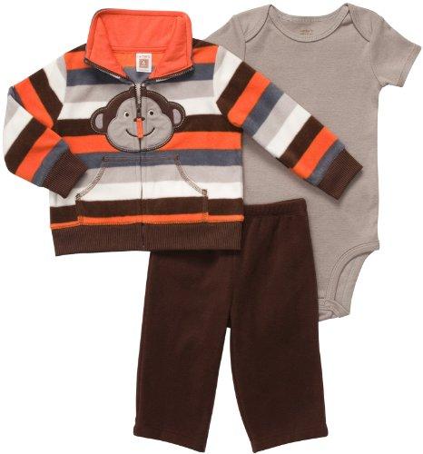 carters-ensemble-bebe-garcon-0-a-24-mois-marron-marron-1-mois