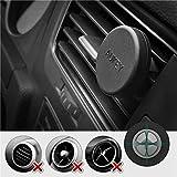 AUKEY Supporto Auto Magnetico a griglia di ventilazione supporto telefono auto universale per iPhone 7/6/5, Samsung Note...