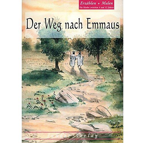 Der Weg nach Emmaus, Bernhard Burg