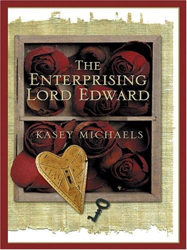 Enterprising Lord Edward (Thorndike Press Large Print Romance Series)
