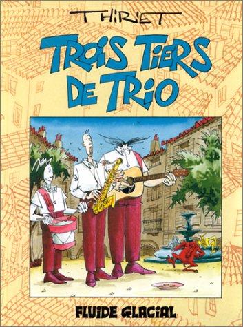 Trois tiers de trio